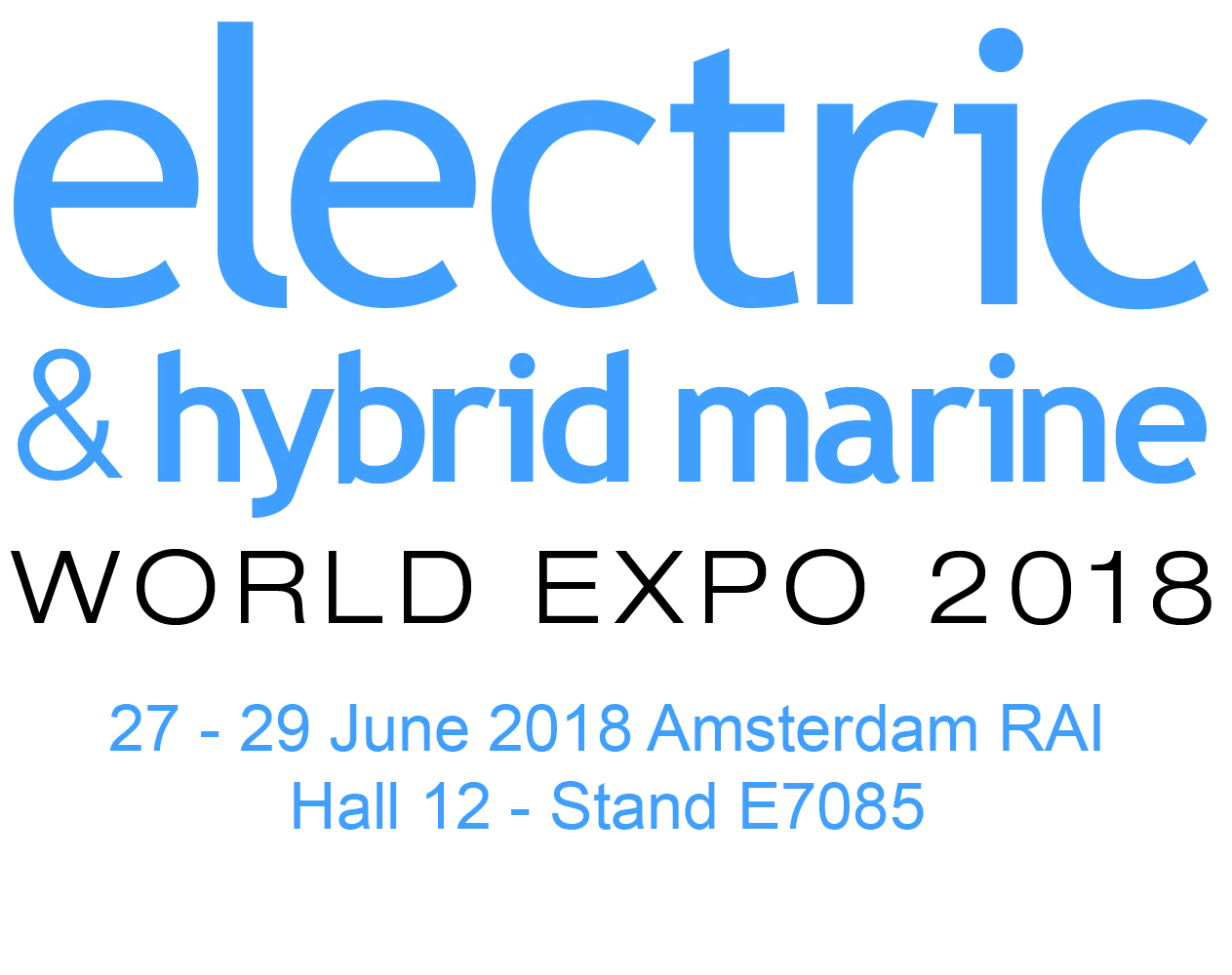 Electric&Hybrid RAI Amsterdam